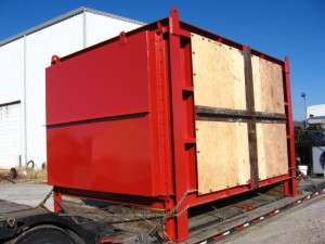 Waste heat economizer on delivery truck