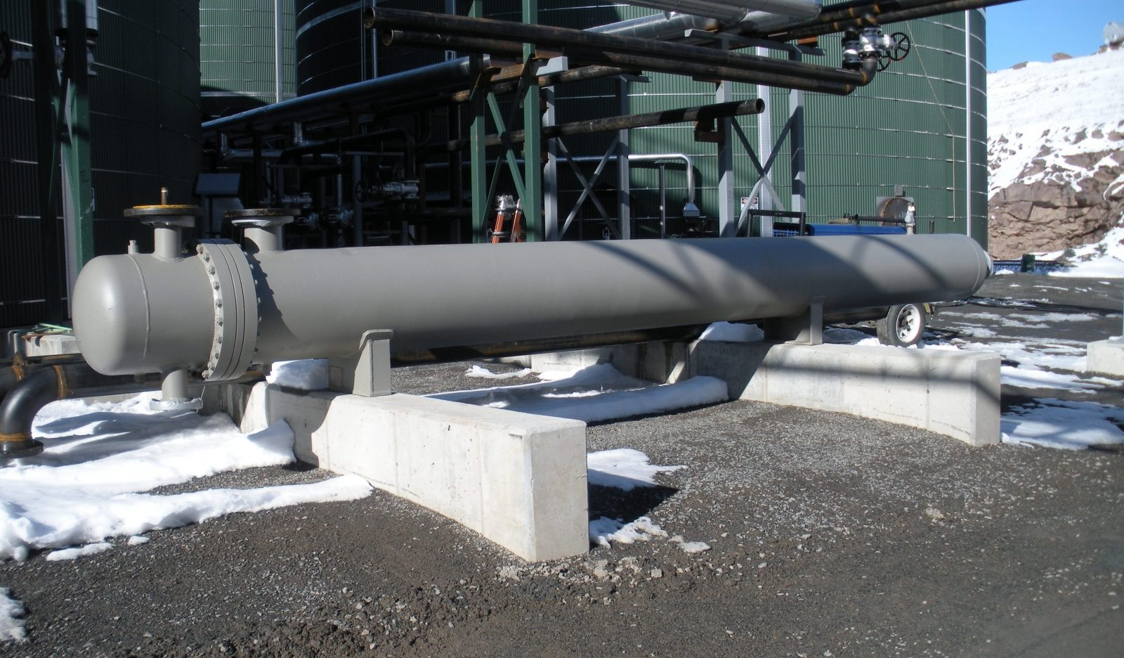 Industrial Heat Exchangers : What type of industrial heat exchanger is best for your