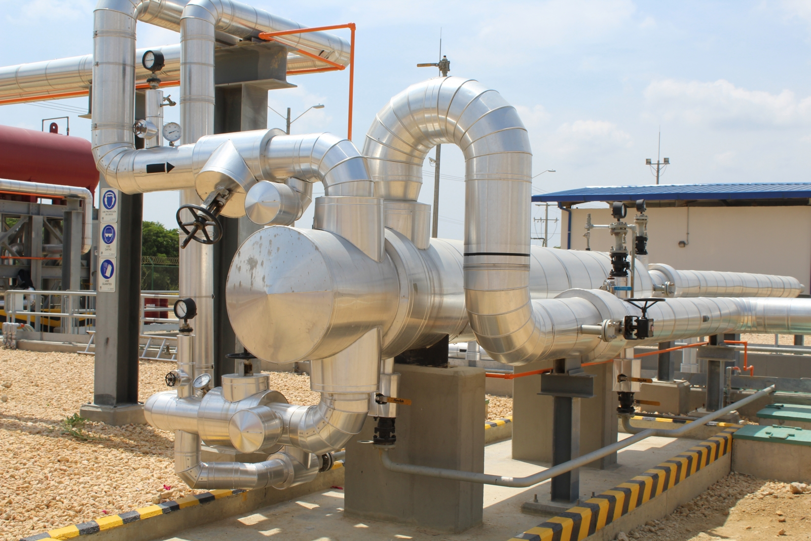 Industrial Heat Exchangers : Shell tube industrial heat exchangers from american