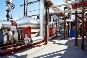 Complete Industrial Heating System