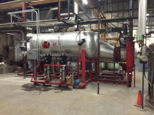 steam generator from American Heating Company