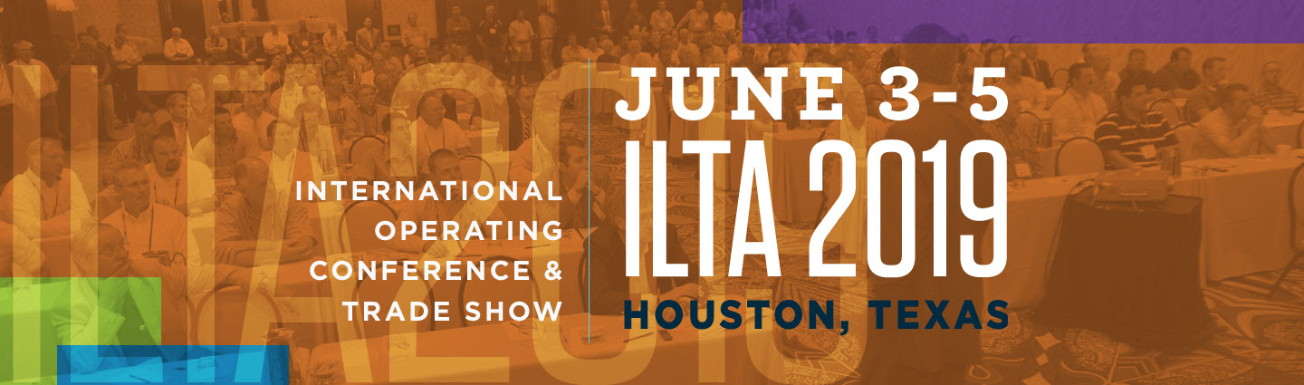 Graphic for ILTA 2019 Conference