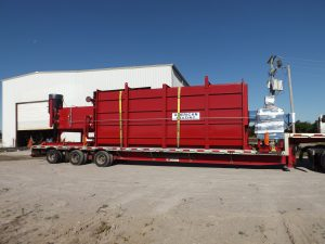 AHE-2000 going to a Midwest customer