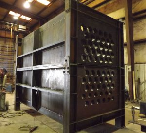 economizer ready to be shipped to Russia