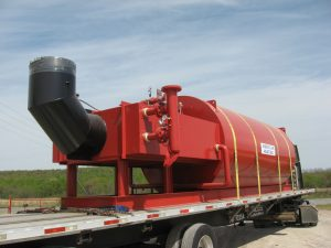 Thermal fluid heater from American Heating Co.