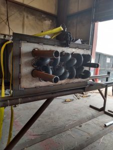 Thermal Fluid Heater fabrication in USA